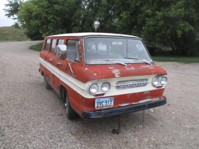 1964 Chevrolet Corvair Greenbrier