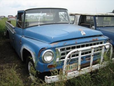 1965 International Pickup