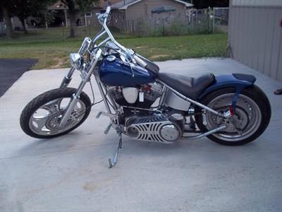 2005 Harley Davidson unknown