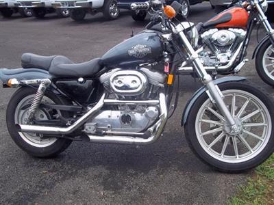 1998 Harley Davidson XLH 883