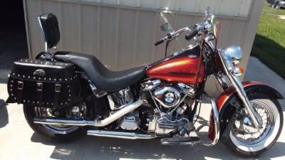 2002 Harley Davidson unknown