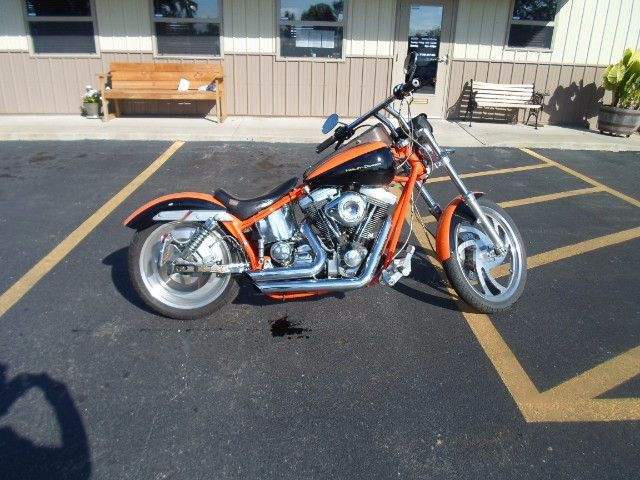 1995 Harley Davidson unknown