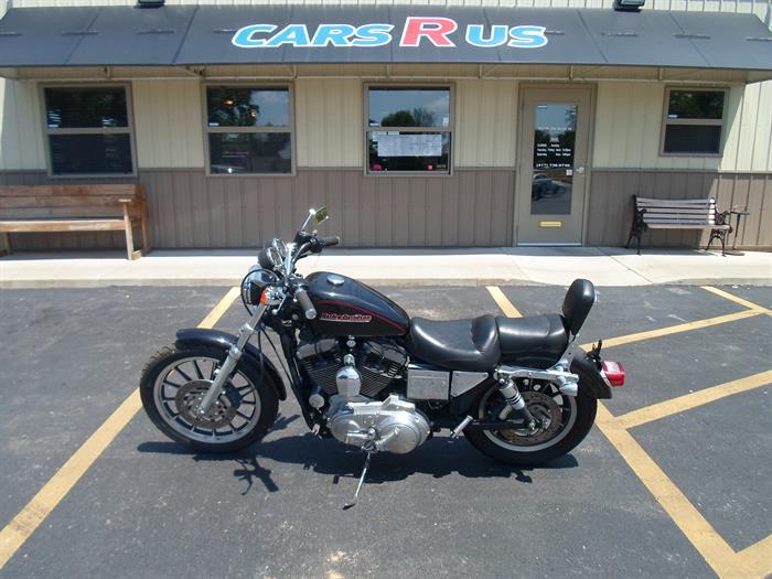 2002 Harley Davidson XL 1200C