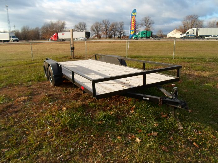 2014 Homemade Trailer