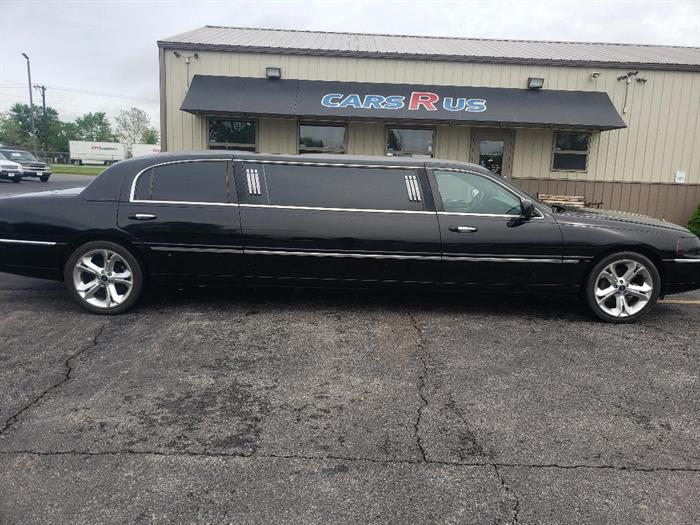 2005 LINCOLN TOWN CAR LIMO LIMO