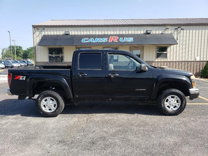 2005 Chevrolet Colorado 1SE LS Z71