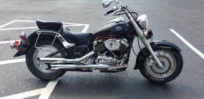 2002 Yamaha V-Star XVS650