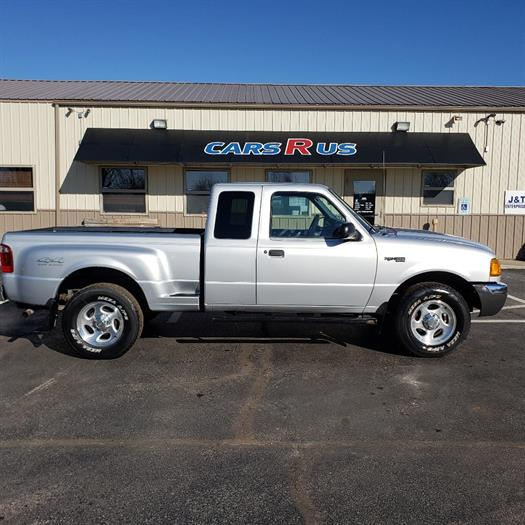 2001 Ford Ranger XL Fleet