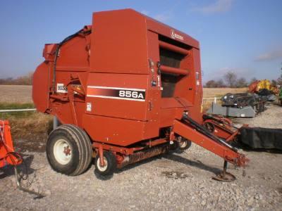 2001 Hesston 856A