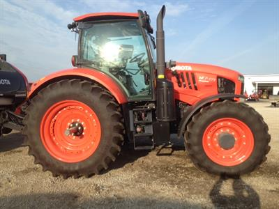 2017 Kubota M7-171 Powershift