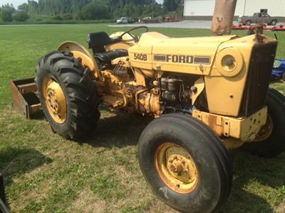 1984-1988 FORD 540B