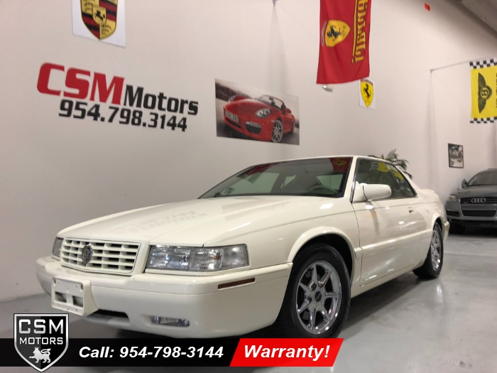 2002 Cadillac Eldorado Collector Series ETC