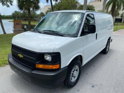 2017 Chevrolet Express Cargo Van G2500
