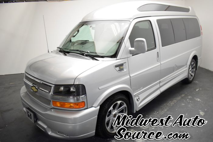 2017 Chevrolet Express Passenger Van Limited SE Explorer Conversion