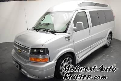 2017 Chevrolet Express Passenger Van Limited SE Explorer Conversion