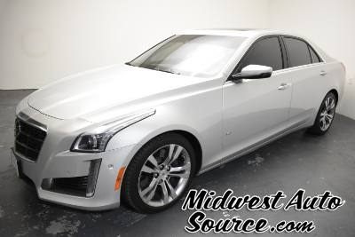 2014 Cadillac CTS Sedan Vsport Premium RWD