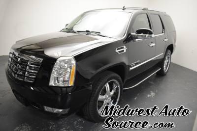 2008 Cadillac Escalade Luxury