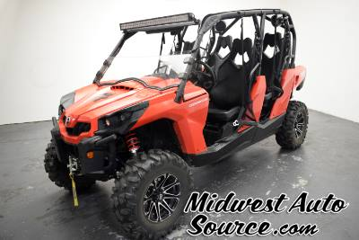 2017 Can Am Commander Max 800R