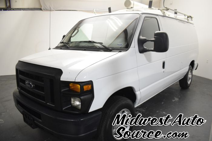2013 Ford Econoline Cargo Van E-150
