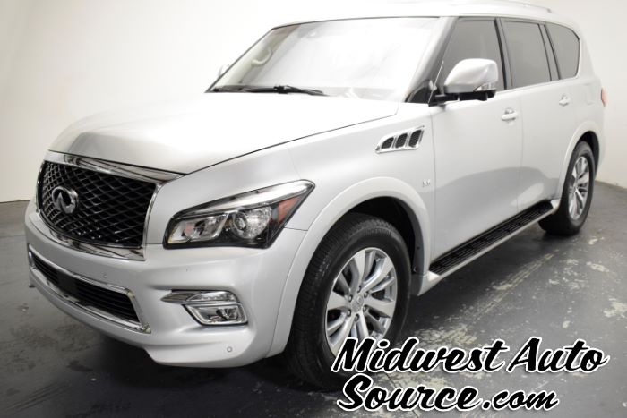 2017 INFINITI QX80 Luxury