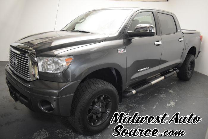 2011 Toyota Tundra 4WD Truck Limited