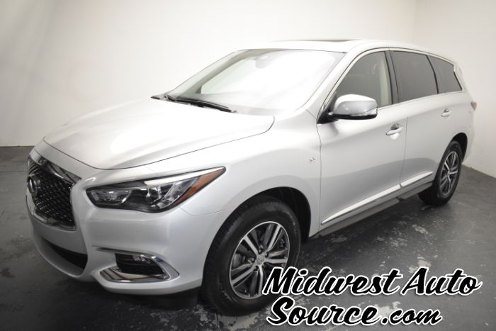 2018 INFINITI QX60 Luxury