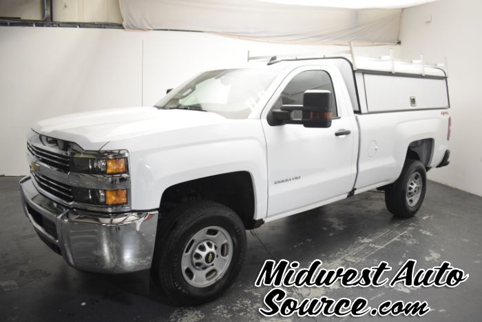 2018 Chevrolet Silverado 2500HD Work Truck