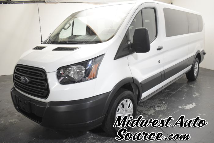 2017 Ford Transit Wagon XL 12-Passenger