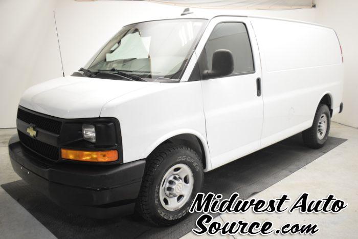 2017 Chevrolet Express Cargo Van LT