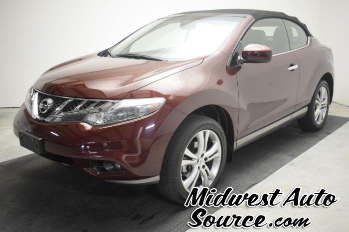 2011 Nissan Murano CrossCabriolet AWD