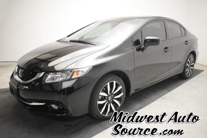 2015 Honda Civic Sedan EX-L W/NAV