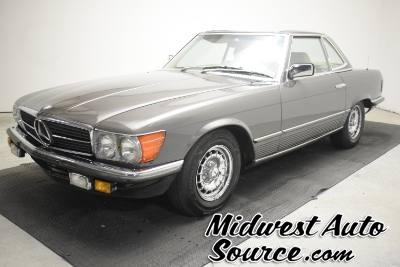 1983 Mercedes 380SL Convertible