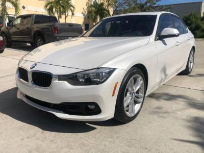 2016 BMW 3 Series 320i