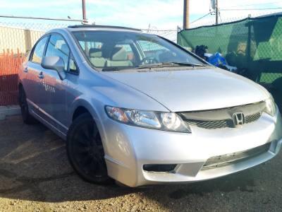 2009 Honda Civic Sdn EX