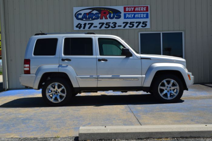 2008 Jeep Liberty Limited