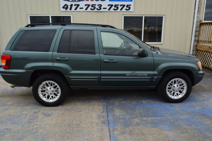 2002 Jeep Grand Cherokee Limited