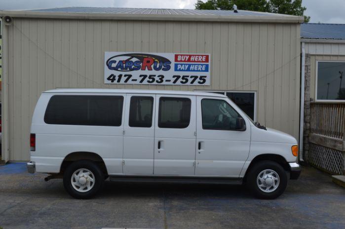 2007 Ford Econoline Wagon XLT