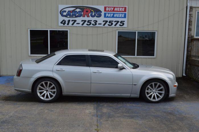 2007 Chrysler 300 C SRT8