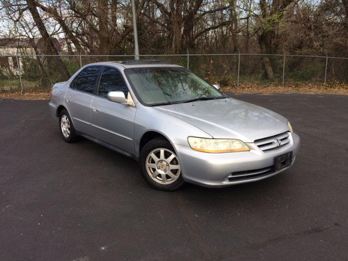 2002 Honda Accord Sdn SE