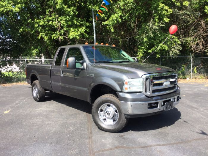 2005 Ford Super Duty F-250 XL