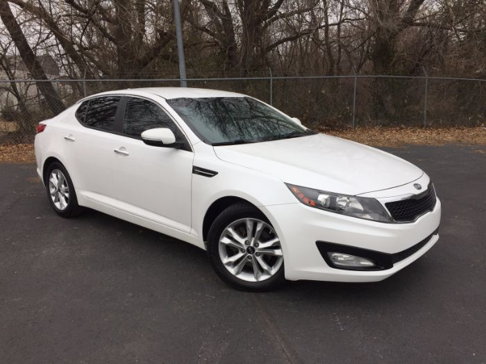 2011 Kia Optima EX