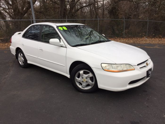 1998 Honda Accord Sdn EX