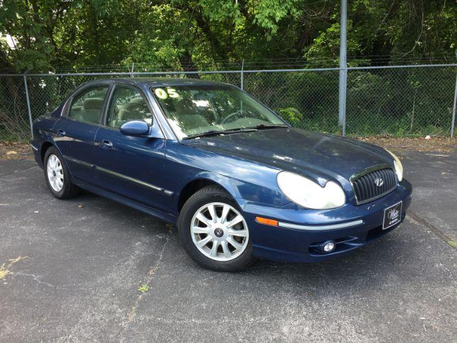 2005 Hyundai Sonata GLS