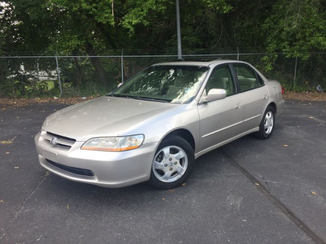 1999 Honda Accord Sdn EX