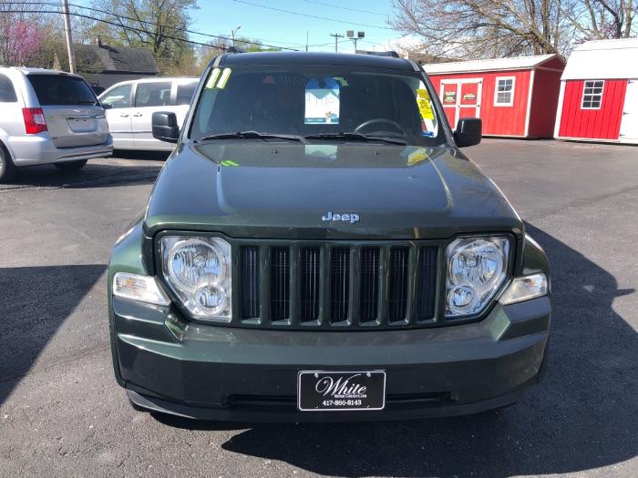 2011 Jeep Liberty Sport Sport