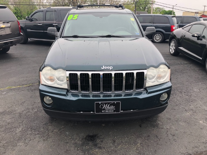 2005 Jeep Grand Cherokee Limited