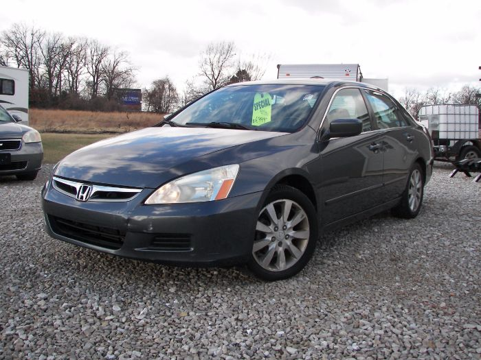 2006 Honda Accord Sdn EX-L V6