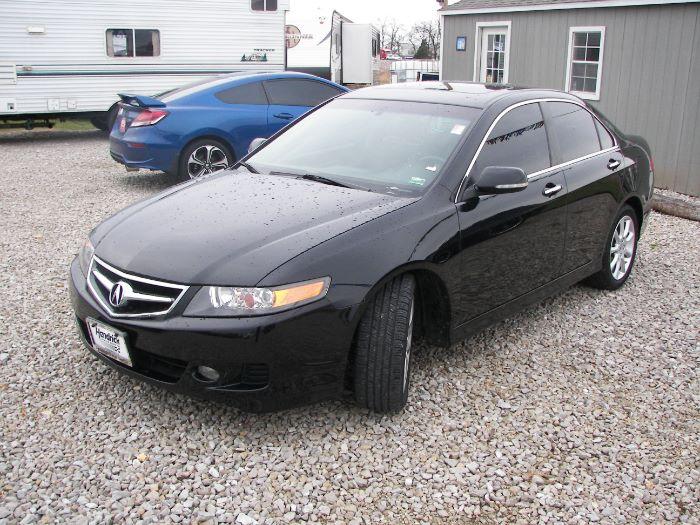 2008 Acura TSX Nav