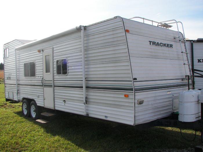1999 fleetwood tracker toyhauler