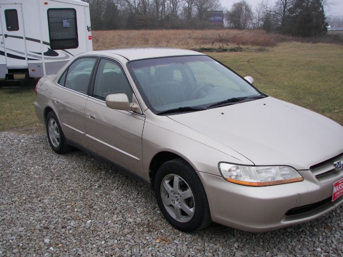 2000 Honda Accord Sdn SE